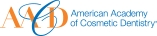 American Academy of Cosemtic Dentistry logo